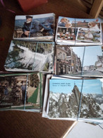LOT DE 600 CARTES DE FRANCE CPM - 500 Postkaarten Min.