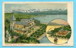 Zürich - Casino Zürichhorn 1909 - ZH Zurich