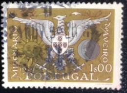 Portugal - G1/28 - (°)used - 1959 - Michel 876 - Aveiro - Sin Clasificación