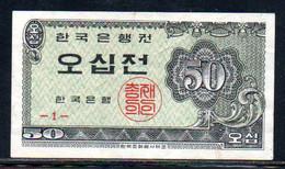 534-Corée Du Sud 50 Jeon-1 - Korea, South