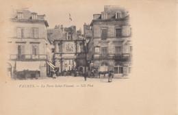 CPA - Vannes - La Porte St Vincent - Vannes