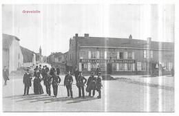 Gravelotte Hotel Du Cheval D' Or  Eugène Driant Soldats Allemands Edition Frings & Garms, Vorm. C. Bernhoeft, Luxemburg - Altri Comuni