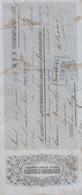 1874 TRAITE EDOUARD PARNOT EXTRAIT D'ABSINTHE - 1800 – 1899