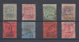 GUYANE Britanique  Lot De 1882/1908 - British Guiana (...-1966)