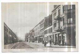 Forbach (Lothr.) Nationalstrasse - Forbach