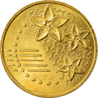 Monnaie, Malaysie, 20 Sen, 2017, TTB, Nickel-brass - Malaysia