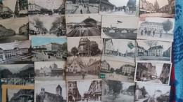 Lot De 100 Cpa Nombreuses Animations - Villes-villages-vues (1) - 100 - 499 Postales