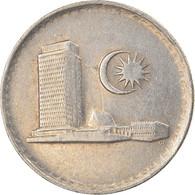Monnaie, Malaysie, 10 Sen, 1988, Franklin Mint, TB+, Copper-nickel, KM:3 - Malaysia