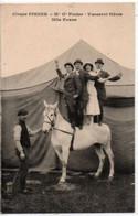 Cirque PINDER-Mrs G.Pinder-Vasserot Frères-Mlle Evans - Circo