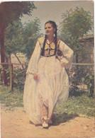 Costumi Di Tirana (Albania Centrale) Viaggiata 1941 - Albania