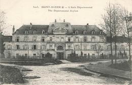 SAINT DIZIER : L'ASILE DEPARTEMENTAL - Saint Dizier