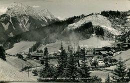 003427 Eisenerz - Krumpental Mit Pfaffenstein 1938 - Eisenerz