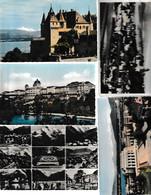 N 164  Lot 100 CPSM Différentes De Suisse - 100 - 499 Cartoline