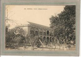 CPA - GOREE (Sénégal) - Aspect De L'Hôpital Militaire En 1900 - Senegal