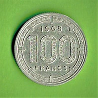100 FRANCS / ETAT DU CAMEROUN / 1968 / TTB + - Altri – Africa