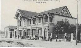 33 GIRONDE MEDOC LACANAU HOTEL RESTAURANT MARIAN ANIMATION JOLI PLAN - Sonstige Gemeinden