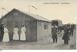 Aviation Côte D'Or DIJON AVIATION Ambulance Infirmière    ...G - Altri