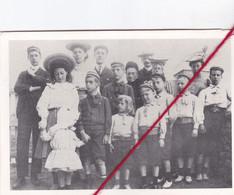 CP 62 -   WIMEREUX   -     Charles De GAULLE  En Famille  Vers 1905 - Unclassified