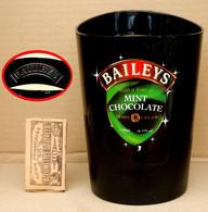 Seau à Glaçons Irish Cream BAILEYS En Résine Noire (mate & Brillante) - Other