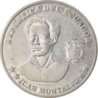 Monnaie, Équateur, 5 Centavos, Cinco, 2000, TB+, Steel, KM:105 - Ecuador