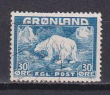 Año 1938 Nº 7 Oso Polar - Gebraucht