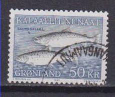 Año 1983 Nº 128 Fauna Salmon - Gebraucht