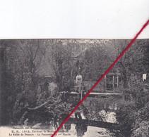 CP 62 -  WIMILLE  - La Vallée Du Denacre   - La Passerelle Au 1er Moulin - Unclassified