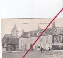 CP 62 -  WIMILLE  -  Le Château Et L'église - Unclassified