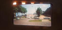 2 Photos Diapos Voiture Automobile Citroen DS Déesse Loire Atlantique 44  Vendée 85 Yvelines 78 Habitation Pharmacie - Diapositives (slides)