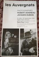 AFFICHE DOISNEAU Et DUBOIS  :  Bougnat Et  Paysan - Unclassified