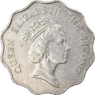 Monnaie, Hong Kong, Elizabeth II, 2 Dollars, 1986, TB+, Copper-nickel, KM:60 - Hong Kong