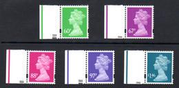 GRANDE-BRETAGNE 2010 - NEUFS** LUXE/MNH - MACHIN Yvert N° 3307/3311 - Série Complète 5 Valeurs - Machins