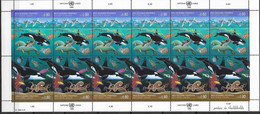 1992 UNO Genf Mi. 213-14**MNH   Saubere Meere - Nuevos