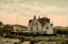 België - La Panne - Cafe De La Cloche - IN De Klokke - 1910 - Non Classés