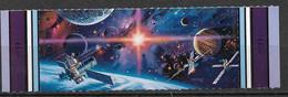 1992 UNO Genf Mi. 219-20**MNH  Internationales Weltraumjahr. - Nuevos