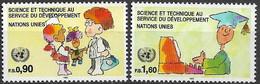 1992 UNO Genf Mi. 221-2**MNH   Kommission Für Wissenschaft Und Technologie Im Dienste Der Entwicklung. - Nuevos