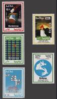 Eritrea 1993, Independence Referendum, MNH Stamps Set - Eritrea