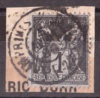 Sage N° 83 - Oblitération CàD Noir Des Imprimés Paris - 1876-1898 Sage (Type II)