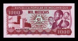 Mozambique 1000 Meticais 1983 Pick 132a SC UNC - Mozambique