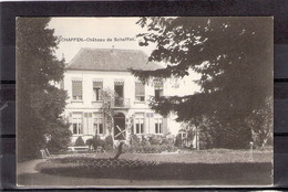 Schaffen   -  Chateau De Schaffen - Diest