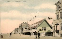 België - La Panne - Le Casino Et La Digue - 1910 - Non Classés