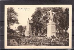 Schaffen  ( Bij Diest )  / Gemeenteplaats - Diest