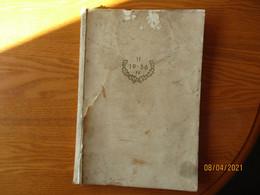 LATVIA 1937 TELEGRAMS TO PRESIDENT ULMANIS TO PRESIDENTAL ELECTION , M - Old Books