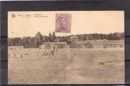N° 2   Diest  Vliegplein / ( + Fr. ) - Diest