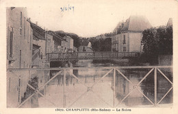 70-CHAMPLITTE-N°3877-B/0317 - Otros Municipios