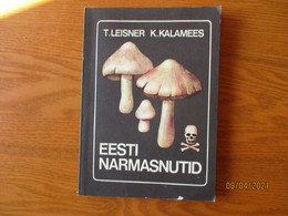 1987 ESTONIA MUSHROOM INACYBE WELL ILLUSTRATED MANUAL , M - Unclassified