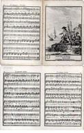 Gravure - Chanson - L' Amant Guéri  - Paroles Et Partition   (121605) - 1900-1949