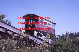 ReproductionPhotographie Du Funiculaire N°2 Marzilibahn à Berne En Suisse En 1971 - Reproductions