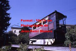 ReproductionPhotographie Du Funiculaire DMB N°2 Marzilibahn à Berne En Suisse En 1971 - Reproductions