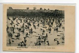 NIGER Simon Djenné édit - Grande Peche Lors Des Basses Eaux 1910    D21-2018 - Niger